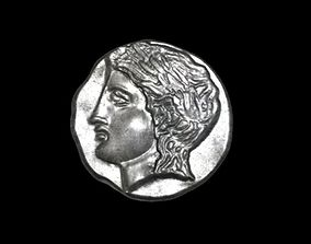 3D printable model Tetradrachme