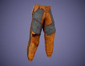 Post apocalyptic Pants 3D model