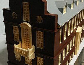 3D print model Old State House Boston