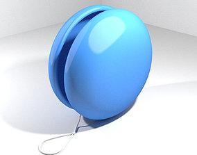 Toys - Yoyo 3D model