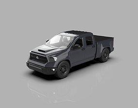 2018 toyota tundra trd 3D printable model