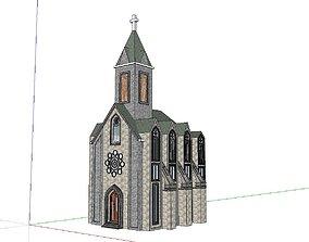 3D model Architecture-Religion-God-Culture-Temple-0106