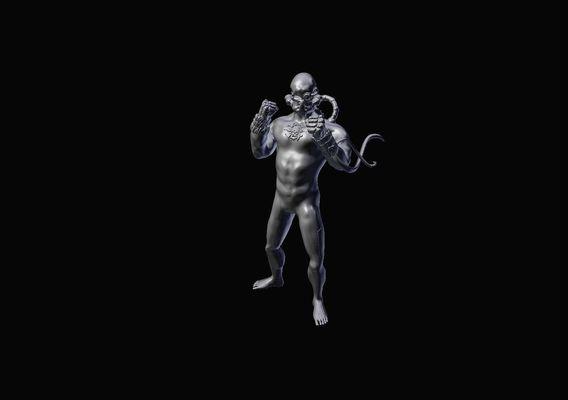 Team Invictus Figurines Showcase