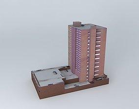 Ellen Fairclough Building 3D