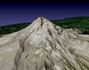 Mount Hood 3D