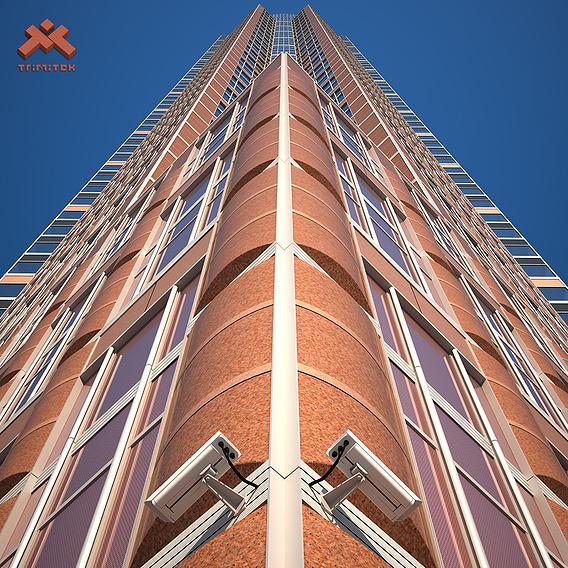 MesseTurm Skyscraper