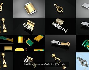 3D model Jewellery Accessories Collection