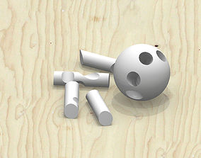3D printable model Sphere Puzzle Toy