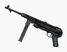 MP 38-40 3D asset