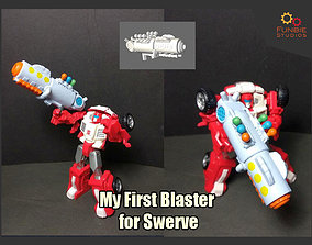 My First Blaster for Transformers 3D printable model