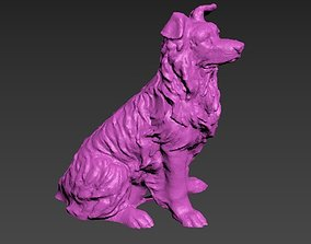Dog 02 3D print model