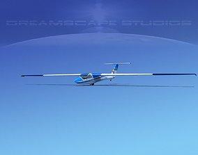 3D SZD-36 Cobra Glider V07