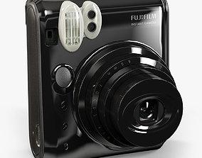 3D asset Fujifilm Instax Mini 50s instant print camera