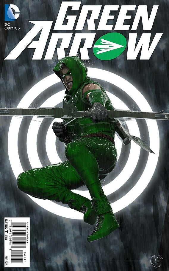 Green Arrow & Punisher