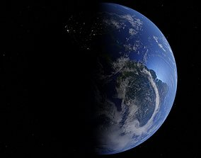 realtime system Earth 3D