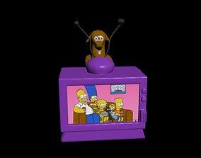 3D Simpson tv