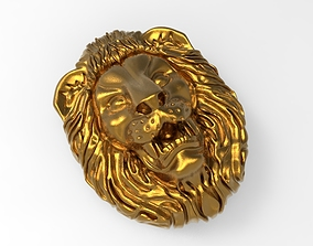 lion for 3d printing