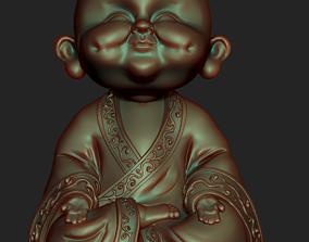 3D printable model Happy Buddah Buddah Feliz