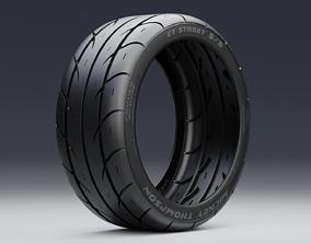 Mickey Thompson ET Street S S Radial Tire 3D
