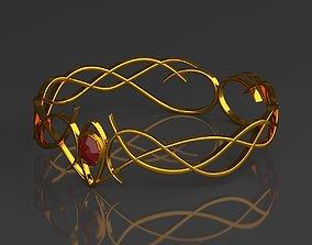 3D print model beauty Diadem