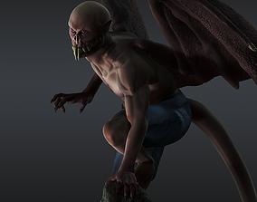 3D print model Demon Desert