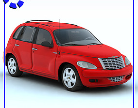 3D model PT Cruiser for Vue