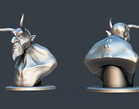 Mr Horns 3D printable model