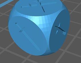 Vanguard De de Puissance blanc 3D print model