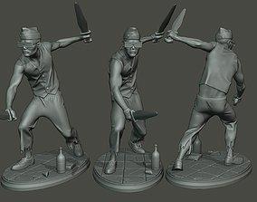 Dancing Coffin Meme C 008 3D print model