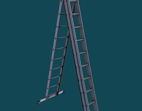 Ladder 1 Game Ready 3D model
