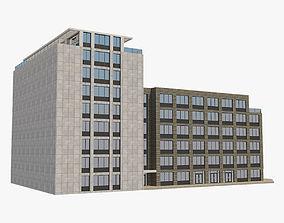 3D model 3d Building 1