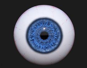 3D Realistic Eye