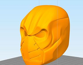 3d Printable Armor Deathstroke Helmet from Titans