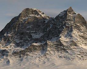 Mountain 19 3D printable model