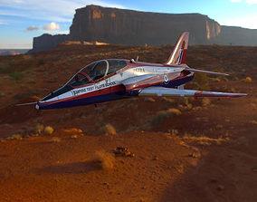 3D model BAE Hawk Mk127