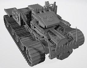 Ork Huge Trakk 3D print model