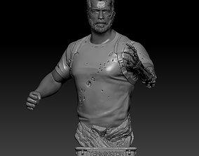 3D print model Terminator Dark Fate