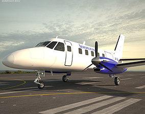 3D Embraer EMB 110