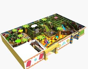 3D model Amusement Park 26