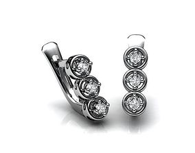 Jewelry Set AG022 3D