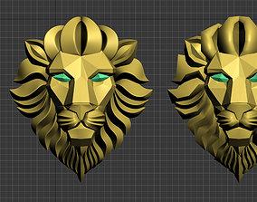 lion king 3D print model figurines
