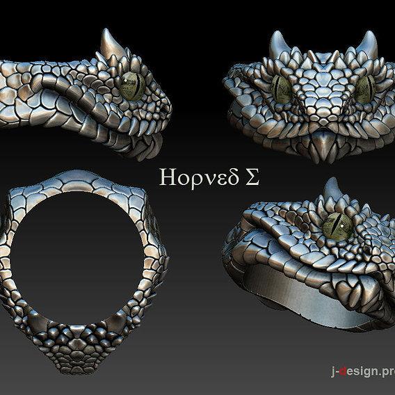 Horned Wiper ring