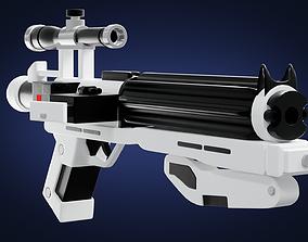 First Order Stormtrooper Blaster 3D model