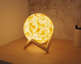 3D model Sunlamp