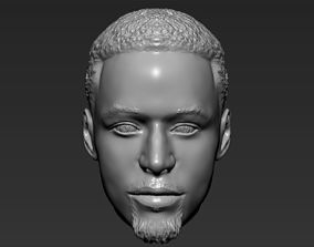 3D Stephen Curry standard version only mesh
