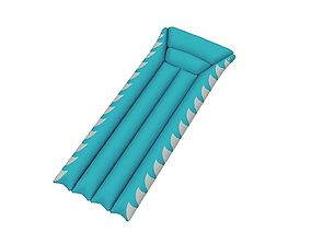 Air Mattress 01 3D asset