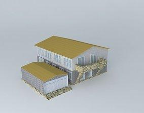 3D A Family Condominium House