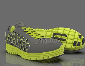 clothing 3D Sports Shoes