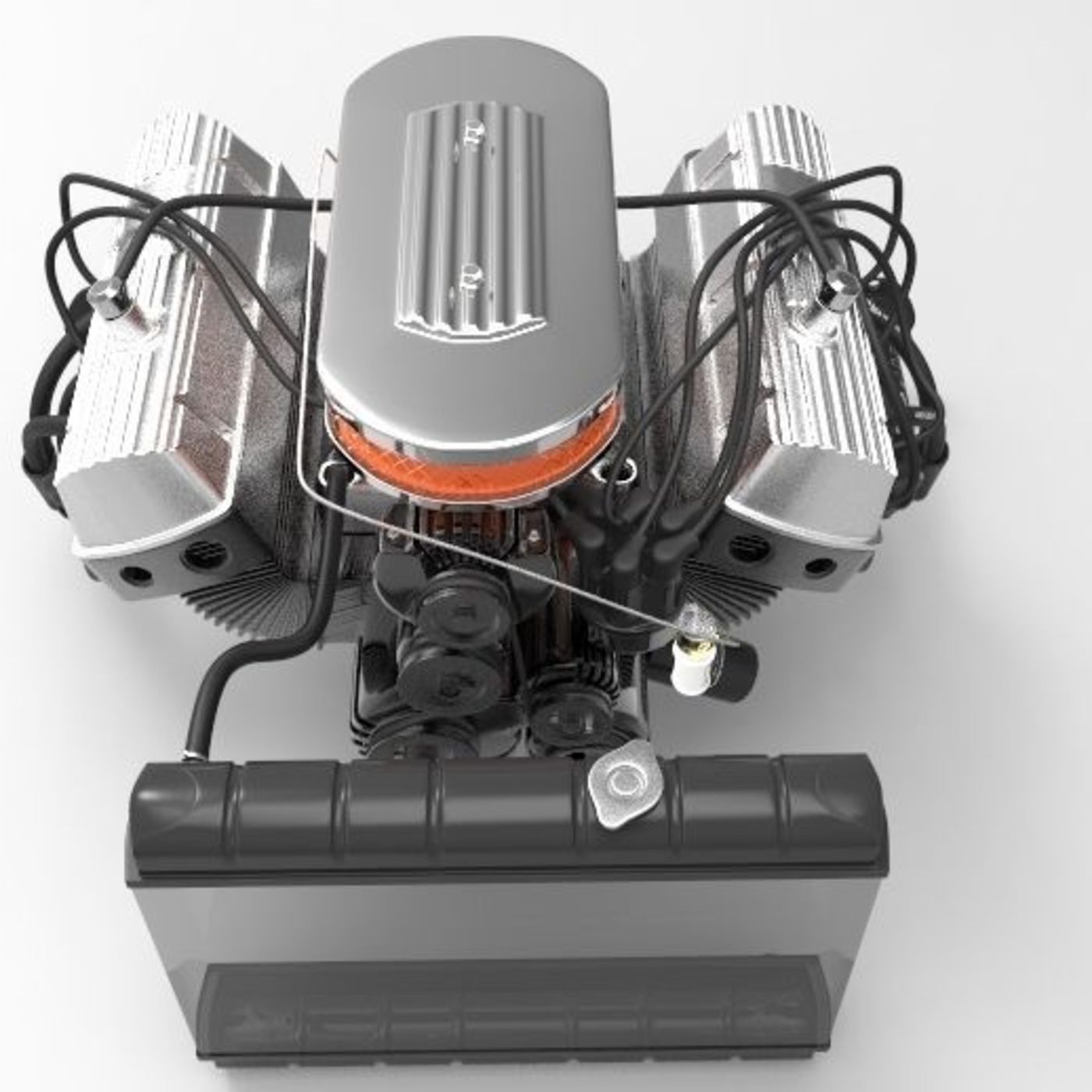 Engine Ford 1969