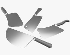 3D model Cleaver Collection